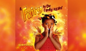 Fairy in the Family agai book cover