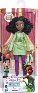 Princess Tiana doll from Ralph break the Internet